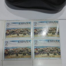 Sellos: SELLO ESPAÑA EDIFIL 2108. PUERTO RICO. AÑO 1972. BLOQUE 2X2 .NUEVO. Lote 98498751