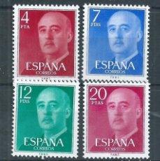 Sellos: .G-SUB_8 / ESPAÑA EDIFIL 2225/28, MNH**, GENERAL FRANCO. Lote 236326095