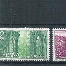 Sellos: R8.V_23/ ESPAÑA EDIFIL 1761/63, MNH **, 1966. Lote 180880858