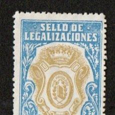 Sellos: SELLO DE LEGALIZACIONES 11PESETAS. Lote 101028631