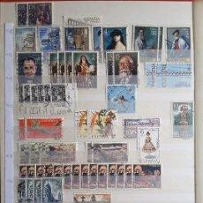 Sellos: LOTE SELLOS AÑOS 1970 - 1972. Lote 102386267