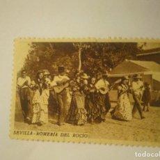 Sellos: SEVILLA. ROMERÍA DEL ROCÍO.. Lote 102542191
