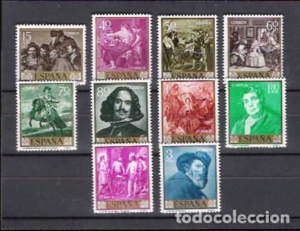 ESPAÑA.LOTE DE SERIES COMPLETAS NUEVAS Y SIN CIRCULAR, (Sellos - España - II Centenario De 1.950 a 1.975 - Nuevos)