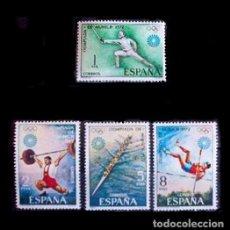 Sellos: 1972. EDIFIL 2098/01. XX JUEGOS OLÍMPICOS DE MUNICH. NUEVO** MNH. Lote 106304939