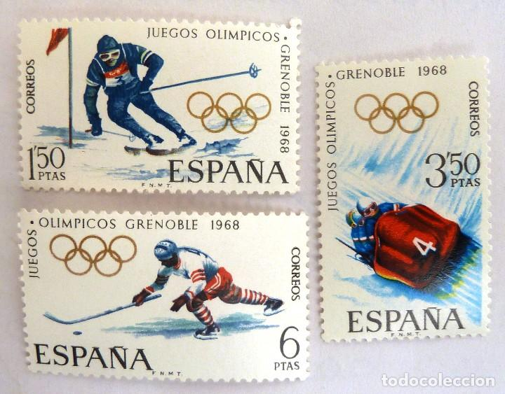 Sellos Espana 1968 Edifil 1851 53 Nuevos Dep Comprar Sellos