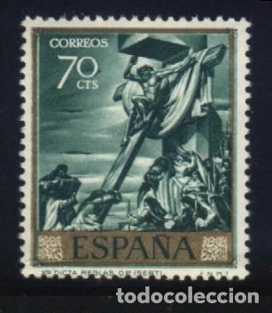 S-1419- ESPAÑA. JOSE MARÍA SERT. 1966. (Sellos - España - II Centenario De 1.950 a 1.975 - Nuevos)