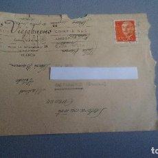Sellos: 1964 - VIEJOBUENO - GESTORIA ADMINISTRATIVA (CUENCA) - SOBRE CIRCULADO DESDE SALVACAÑETE (CUENCA). Lote 111597143