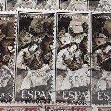Sellos: NAVIDAD 1964. EDIFIL 1630 X8. Lote 128042470