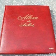 Sellos: ALBUM BLOQUE DE 4 SELLOS AÑOS 1973 A 1976 CON LAS HOJAS DE FILABO NUEVOS Y PERFECTOS. Lote 115491387