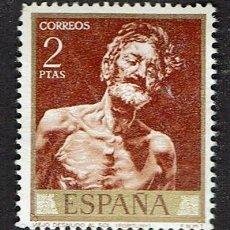 Sellos: MARIANO FORTUNY MARSAL. AÑO 1968. EDIFIL 1859. ÓXIDO. (4). Lote 118421923