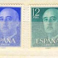 Sellos: ESPAÑA 1974-75 - GENERAL FRANCO - EDIFIL 2225-2228 - NUEVOS.. Lote 120554295
