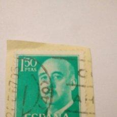 Sellos: SELLO FRANCO EDIFIL 1155 ESPAÑA 1'50 PESETAS.14. Lote 122156711