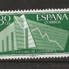 Sellos: R35/ ESPAÑA, EDIFIL 1196/98 *, 1956.... Lote 127775111