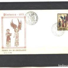 Sellos: ESPAÑA 1975 - SOBRE CONMEMORATIVO CODICES BEATUS GERONA - NUEVO. Lote 128139479