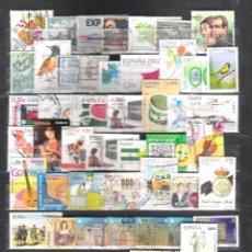 Sellos: ESPAÑA.LOTE DE 192 SELLOS USADOS DFERENTES.EXCELENTE CONSERVACIÓN. Lote 128702587