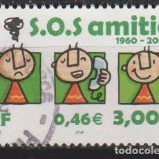 Sellos: LOTE Y - SELLO FRANCIA. Lote 296966548