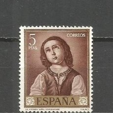 Sellos: ESPAÑA 1962 EDIFIL NUM. 1426 NUEVO SIN GOMA. Lote 194654486
