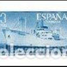Sellos: AÑO 1956 (1191) EXPO FLOTANTE EN EL DUQUE CIUDAD DE TOLEDO (NUEVO). Lote 130967660