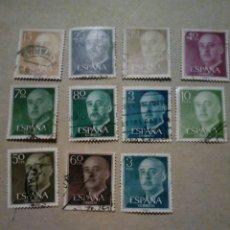 Sellos: ESPAÑA 1955. Lote 131015925