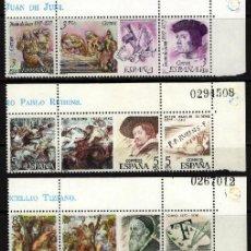 Briefmarken - ESPAÑA 1978 - Edifil 2460/68** - Centenarios - 131893130