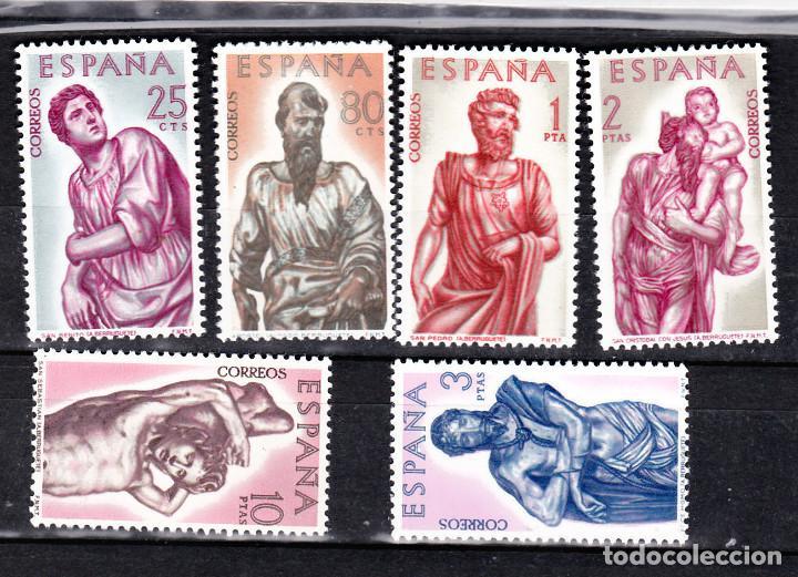 ED Nº 1438/43** ALFONSO DE BERRUGUETE (Sellos - España - II Centenario De 1.950 a 1.975 - Nuevos)