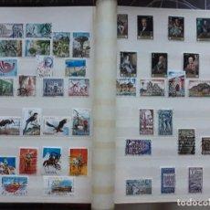 Sellos: ESPAÑA AÑO COMPLETO 1973 EN USADO. (3 FOTOS) EDIFIL 2117 A 2166. Lote 136868294
