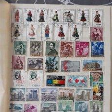 Sellos: ESPAÑA AÑO COMPLETO 1969 EN USADO. EDIFIL 1898 A 1948. Lote 137106426