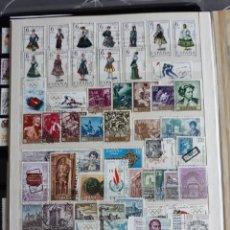 Sellos: ESPAÑA AÑO COMPLETO 1968 EN USADO. EDIFIL 1839 A 1897. Lote 137107638