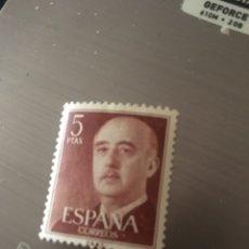 Sellos: SELLO 1960 FRANCO 5 PTAS. Lote 139699412