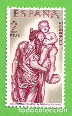 Sellos: EDIFIL 1438-1439-1440-1441-1442-1443. ALONSO DE BERRUGUETE (1962).** NUEVOS SIN FIJASELLO - COMPLETA - Foto 5 - 139741614