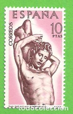 Sellos: EDIFIL 1438-1439-1440-1441-1442-1443. ALONSO DE BERRUGUETE (1962).** NUEVOS SIN FIJASELLO - COMPLETA - Foto 7 - 139741614