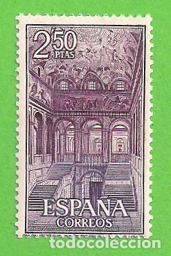 Sellos: EDIFIL 1382-1383-1384-1385-1386-1387. REAL MONASTERIO DE SAN LORENZO DE EL ESCORIAL. (1961).** NUEVO - Foto 5 - 139743002