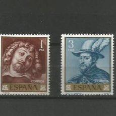 Sellos: ESPAÑA.PEDRO PABLO RUBENS.SERIE COMPLETA.EDIFL Nº 1434/1437**.NUEVOS. Lote 142478518