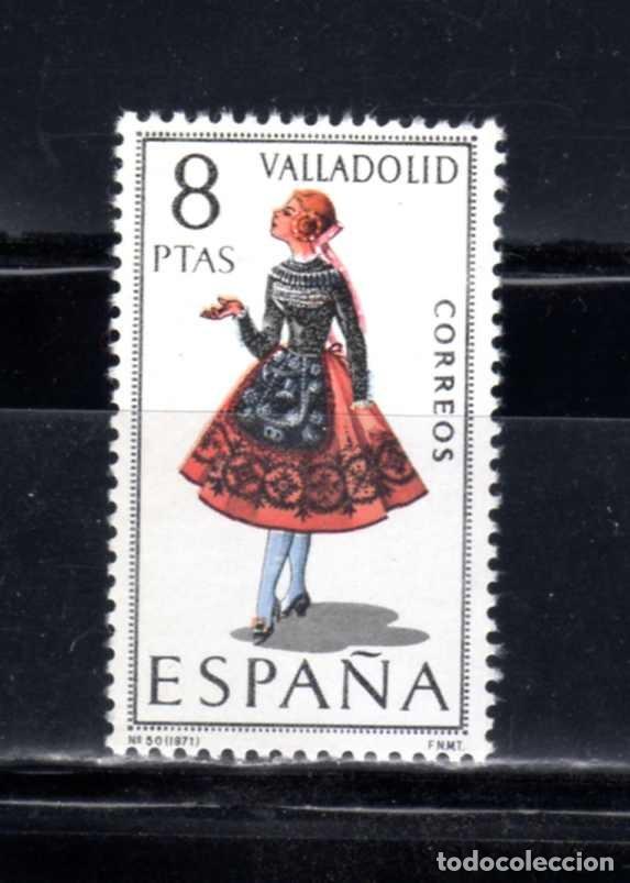 ED.Nº2015** TRAJES REGIONALES (Sellos - España - II Centenario De 1.950 a 1.975 - Nuevos)