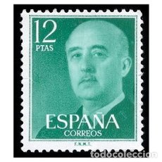 Sellos: ESPAÑA 1974-75. EDIFIL 2227 GENERAL FRANCO. NUEVO** MNH. Lote 145351246