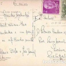Sellos: ESPAÑA & MARCOFILIA, MADRID, PARQUE DEL RETIRO. ESTANQUE, LISBOA 1963 (86). Lote 146215682