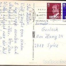 Sellos: ESPAÑA & MARCOFILIA, RECUERDO DE MALLORCA, KYKE ALEMANIA 1987 (768). Lote 146216050