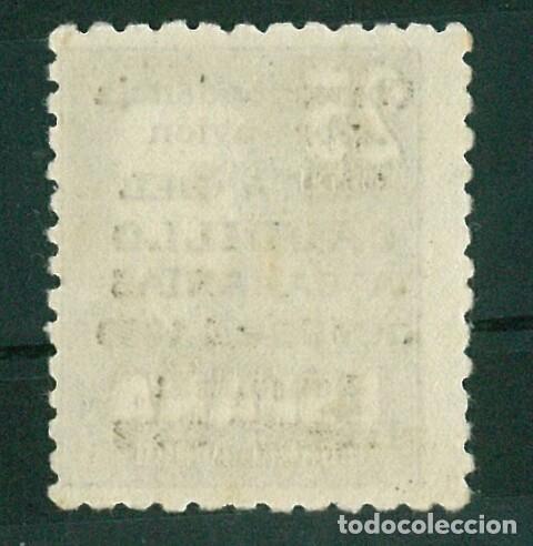 Sellos: EDIFIL 1093.VISITA DEL CAUDILLO A CANARIAS CON SOBRECARGA.CERTIFICADO COMEX.CATÁLOGO 6.000€ - Foto 2 - 146422150