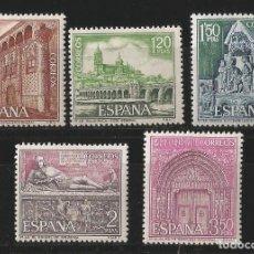 Sellos: ESPAÑA - 1968 - SERIE TURISMO . Lote 148221930