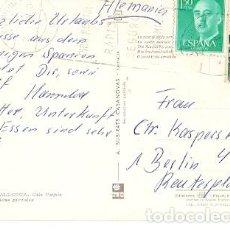 Sellos: ESPAÑA & MARCOFILIA, MALLORCA, RECUERDO DE CALA RATJADA, BERLIN ALEMANIA 1969 (1824). Lote 147106266