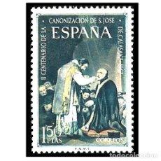 Timbres: ESPAÑA 1967. EDIFIL 1837. SAN JOSÉ DE CALASANZ. NUEVO** MNH. Lote 50706663