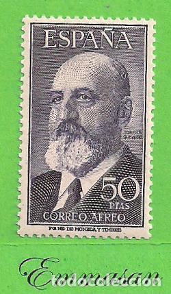 EDIFIL 1165. LEONARDO TORRES QUEVEDO - CORREO AÉREO. (1955-1956).* NUEVO CON SEÑAL. (Sellos - España - II Centenario De 1.950 a 1.975 - Nuevos)