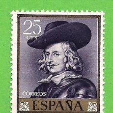 Sellos: EDIFIL 1434. PEDRO PABLO RUBENS - ''FERNANDO DE AUSTRIA''. (1962).** NUEVO Y SIN FIJASELLOS.. Lote 148176434