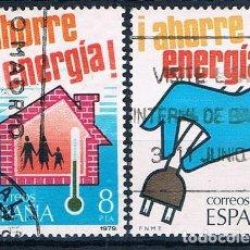 Sellos: ESPAÑA SELLO USADO 1979 EDIFIL 2509/2510. Lote 148707706