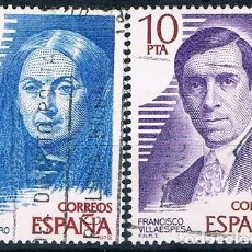 Sellos: ESPAÑA SELLO USADO 1979 EDIFIL 2513/2514. Lote 148707714