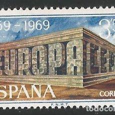Sellos: ESPAÑA - 1969 - EUROPA-CEPT . EDIFIL 1921. Lote 150535582