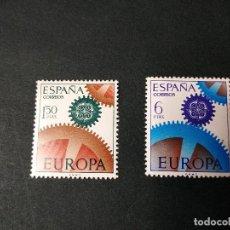 Sellos: EUROPA CEPT AÑO 1967. Lote 153145182