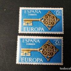 Sellos: EUROPA CEPT 1968. Lote 153145394