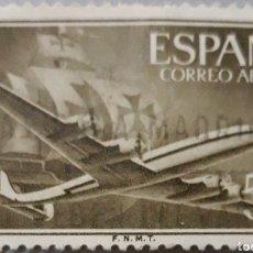 Sellos: SELLO ESPAÑA EDIFIL N°1171 NAO SANTA MARÍA Y AVIÓN. Lote 153511885