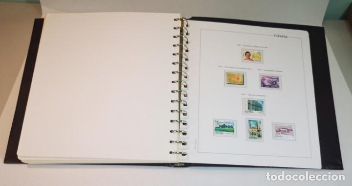 Sellos: España,colección segundo centenario 1950-1975, nuevos MNH**,albumes y hojas Edifil con filoestuche - Foto 4 - 155548582